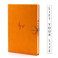 Amazon Com Evolway Fitness Workout Journal For Exercise Planner