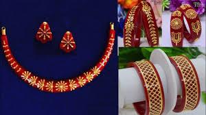 Bengali Gold Shakha Design
