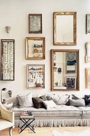 Mirrors For Living Room Decor 25 Best Ideas About Wall Of Mirrors On Pinterest Room Of