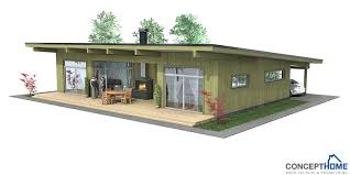 affordable modern home designs. affordable home plans: modern house plan ch61 designs a
