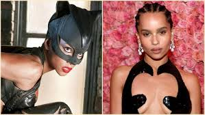 Help us build our profile of halle berry! Halle Berry Congratulates New Catwoman Zoe Kravitz Welcome To The Family Entertainment Tonight
