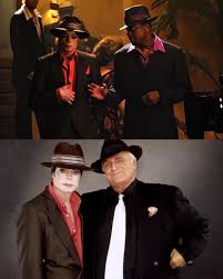 On this day in 2001, Michael began shooting the 13-minute short ...