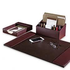 chic executive desk organizer set er jacket desk set three regarding attractive house executive desk accessories designs