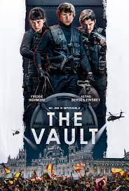 The Vault (2021) - Rotten Tomatoes