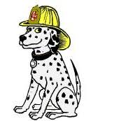 how to draw sparky the fire dog. fire dog clipart 05 how to draw sparky the