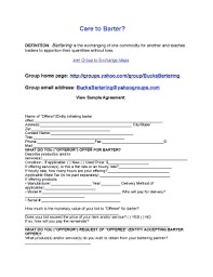 Example Service Agreement Forms And Templates - Fillable & Printable ...