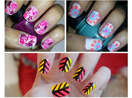 Majestic Summer Nail Art Designs Colors New Summer Nail Art ...