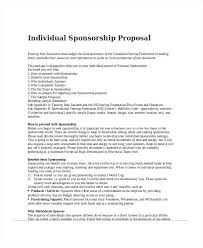 Sponsorship Proposal Template Awesome Athlete Sponsorship Proposal Template Pitch Deck Free Apvat