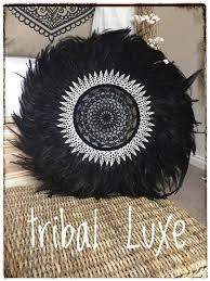 feather juju hat wall hanging paniers