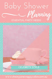Baby Shower Planning Celebrity Style Baby Showers Stacey Janes