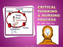 Critical Thinking  Nursing Process Management of Patient Care     Pinterest