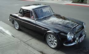 datsun roadster small vintage sport cars datsun roadster