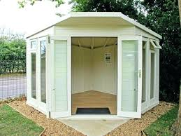 office shed plans. Outdoor Office Shed Plans Kits Wooden Corner Summerhouse House Garden Log Picture Small N