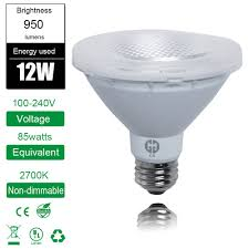 Par30 Warm White Led Flood Light Excellent 4 Pack Par30 Led Flood Light Bulbs E26 Medium