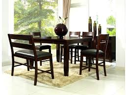 Dining Room Sets 6 Chairs Furniture Cute Dining Room Sets Pub Style Nor Table Hideaway