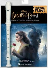 Beauty And The Beast Recorder Fun Pack With Songbook