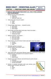 Soal tema 8 kelas 1 subtema 3. Download Soal Tematik Kelas 1 Semester 2 Tema 8 Subtema 1 Peristiwa Alam Peristiwa Siang Dan Malam Edisi Terbaru Rief Awa Blog