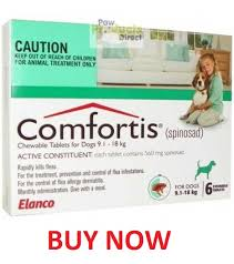 comfortis flea pill for dogs. Comfortis Green 20 To 40 Lbs Flea Treatment For Dogs Pill