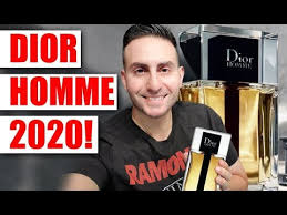 <b>Dior Homme</b> (2020) Fragrance Review / <b>Cologne</b> Review - YouTube