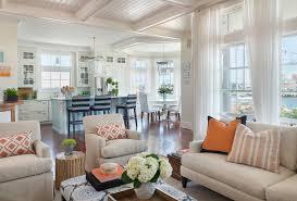 beach style living room providence