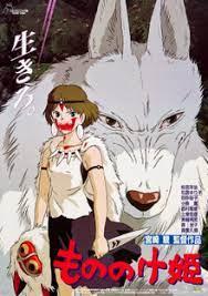 Very few anime girls fit the typical tsundere, yandere trope (saber, holo, etc). Princess Mononoke Wikipedia