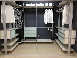 Closets Without Doors Divine Modern Walk In Closet Customizable