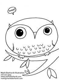 Small Picture 8 best 8 Printable Cute Owl Coloring Pages images on Pinterest