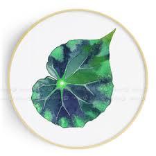 wall art hong kong affordable art hk d8 artworks circle canvas wall art watercolor lotus leaf more sizes