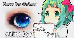 anime eyes color. Fine Color With Anime Eyes Color