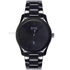 men s hugo boss ambassador special edition ceramic watch 1513223 mens hugo boss ambassador special edition ceramic watch 1513223