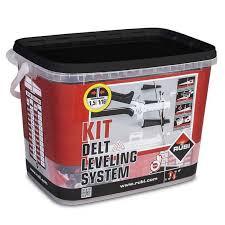 rubi 1 16 delta tile leveling system kit