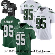 Kyler Ferrell Daniel 97 First Murray Clelin 2019 8 Williams Bosa York Jones 99 Draft Nick Jersey New Quinnen 95 1 Jets