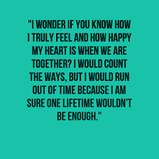 Unique Love Quotes Awesome 48 Unique Love Quotes For Him 48 Tender Ways To Say I Love You