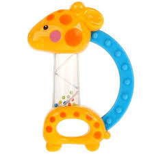 Купить <b>развивающая</b> игрушка-погремушка <b>Умка</b> Жираф с ...