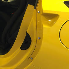 american car craft chrome door jamb covers
