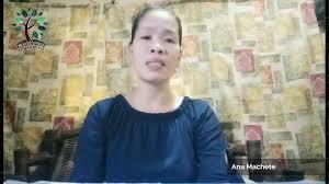 Blessed Hope - Ana Machete Testimony | Facebook