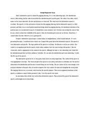 diagnostic essay examples diagnostic essay