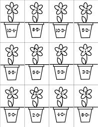 7 Subtraction Coloring Pages Free Printable Subtraction Coloring