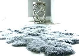 faux mongolian fur rug sheepskin rug pink faux fur moss