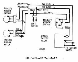 windowscar wiring diagram page  windows wiring of 1965 ford fairlane tailgate
