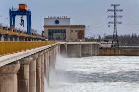 Centrale hydroélectrique de Kakhovka