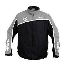 yamaha jacket. jacket motorcycle yamaha r-concept 2017 grey (original apparel)