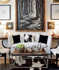 living room with cowhide rug cowhide pillow contemporary living room chicago mag on rug choose your