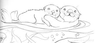 Small Picture Otter 37 Animals Printable coloring pages