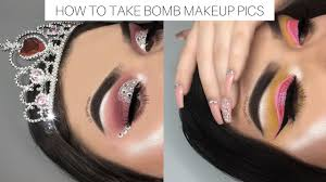 how to take makeup pictures glam by soph
