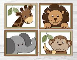 il 570xn on baby safari nursery wall art with cute jungle animal nursery wall art safari nursery wall art