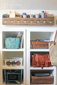 creative thrifty u0026 small space craft room organization ideas the happy housie office craft room ideas h28 craft