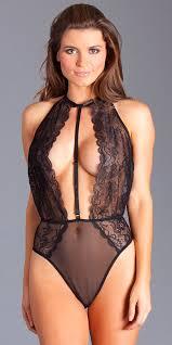 Women in sexy revealing lingere
