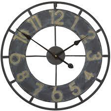 clock modern outdoor clock design  inch outdoor clock outdoor