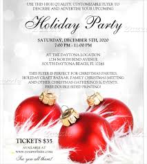 Christmas Party Flyer Templates Microsoft Beautiful Free Holiday Flyer Templates Best Sample Excellent